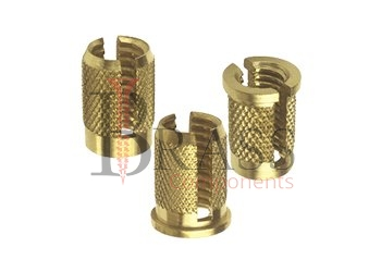 brass expansion inserts