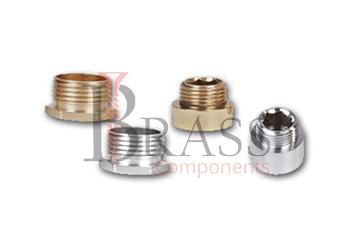 brass extension reducer