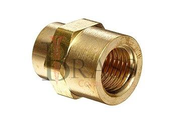 brass pipe couplings
