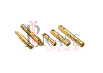 brass socket pins