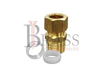 brass transformer adapters