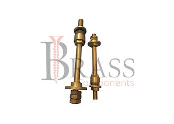 brass transformer bushing rod