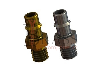 thread to barb fittings