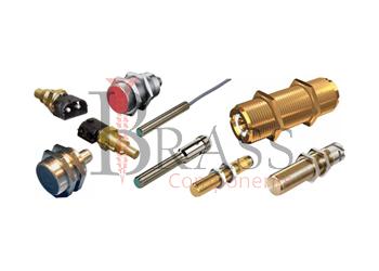 sensor metal parts